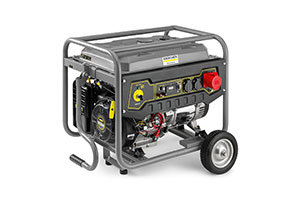 Generatorji in črpalka za odpadno vodo