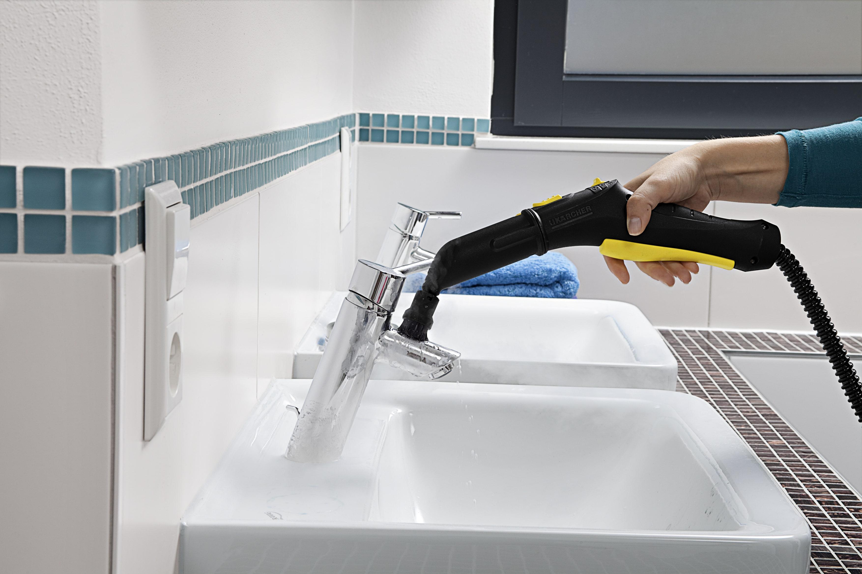 Prednosti čiščenja s paro